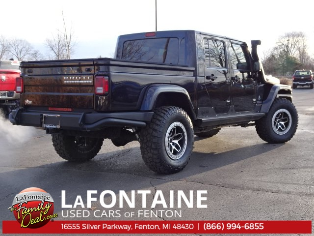 Certified Pre Owned 2016 Jeep Wrangler Unlimited Rubicon