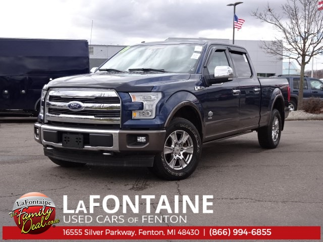 Pre Owned 2017 Ford F 150 King Ranch
