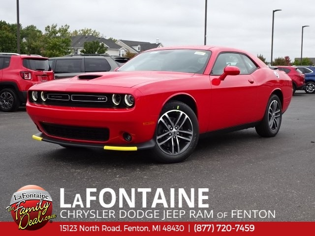 New 2019 Dodge Challenger Gt Coupe In Fenton 19u0648 Lafontaine