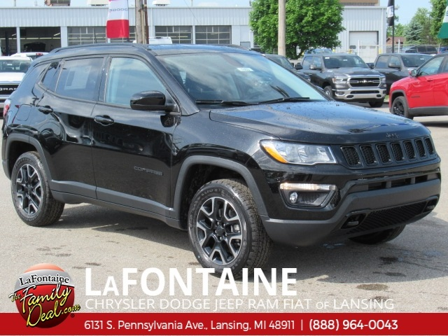 New 2019 JEEP Compass Upland