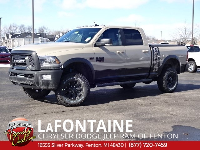 Dodge Power Wagon >> New 2018 Ram 2500 Power Wagon Crew Cab In Fenton 18u2334