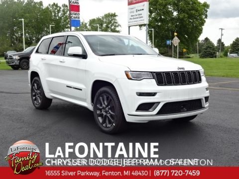 New 2019 JEEP Grand Cherokee High Altitude Demo