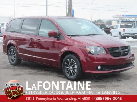 New Dodge Grand Caravan For Sale | LaFontaine Chrysler Dodge Jeep
